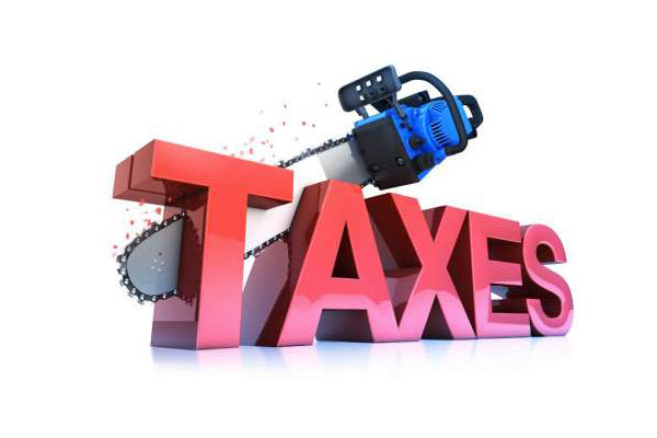 tax exemption on building materials