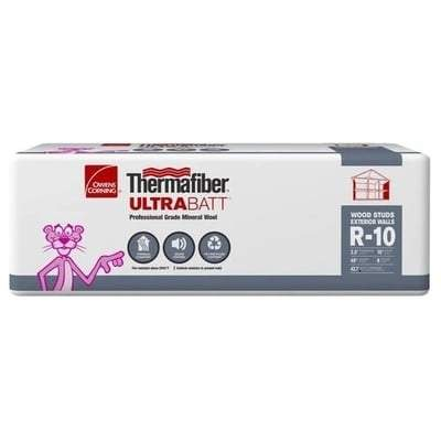 Owens Corning Thermafiber UltraBatt R-10 (All Sizes) Owens Corning