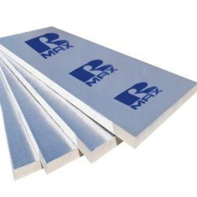 Rmax ECOMAXci FR Air Barrier 4ft x 8ft Insulation Board - All Thicknesses RMax Bulk Buy