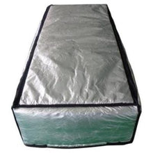 "Load image into Gallery viewer, Tempshield® Reflective Attic Stair Cover 56"" x 25"" x 9"" Loft Insulation"