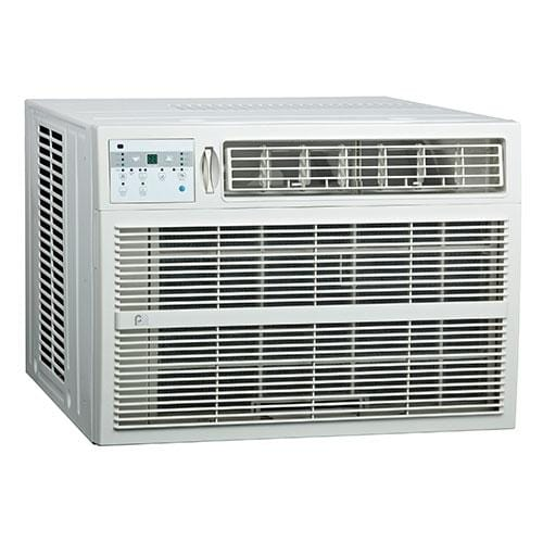 Window A/C With Electric Heater 25000 BTU Perfect Aire