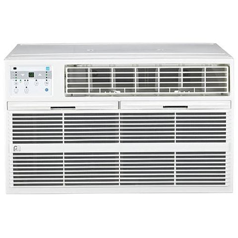 Thru-the-Wall Air Conditioner with Electric Heater 12,000 BTU Perfect Aire