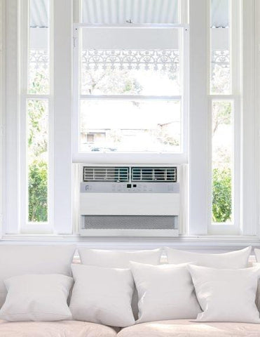 Image of Window Air Conditioner with SmarTek WiFi Control 10,000 BTU Perfect Aire