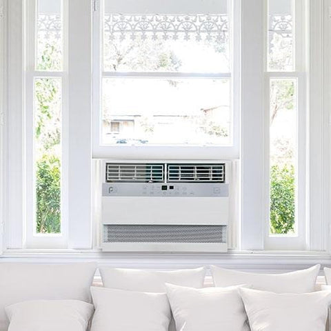 Image of Window Air Conditioner with SmarTek WiFi Control 12,000 BTU Perfect Aire