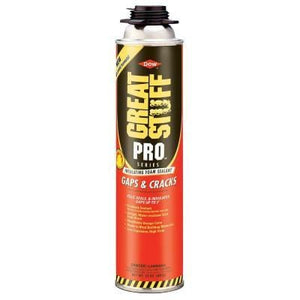 Great Stuff Pro HCFC Insulating Foam 24 OZ Gaps & Cracks Gaps & Cracks