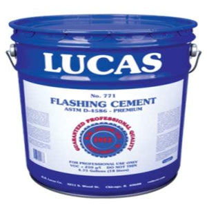 Flashing Cement #771 - Premium - Full Range Cement