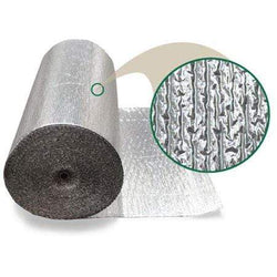 Double Bubble Double Foil Reflective Insulation Rolls - All Sizes