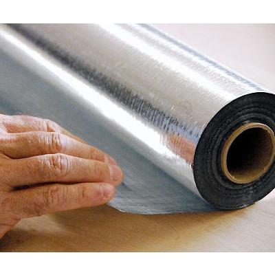 Super R Plus Perforated Deck Barrier Radiant Barrier Reflective Insulation