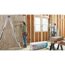 Load image into Gallery viewer, Ecobatt R-21 HD Kraft Faced Fiberglass Insulation Batts - All Sizes Batts