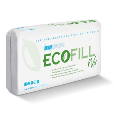 Knauf Ecofill WX Blowing Wool Insulation