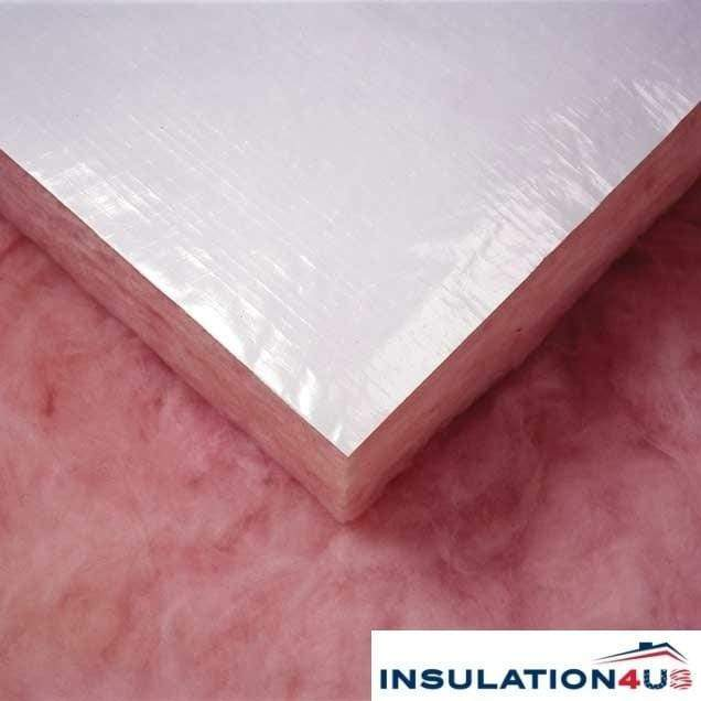 Owens Corning EcoTouch R38 Insulation FSK Faced Flame Spread 25 (All Sizes) Flame Spread 25