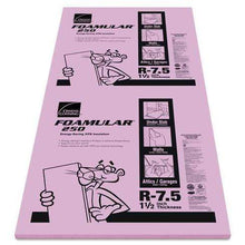 Load image into Gallery viewer, Owens Corning FOAMULAR 250 XPS Insulation Board - All Sizes 1.5 in Owens Corning