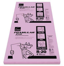 Load image into Gallery viewer, Owens Corning FOAMULAR 250 XPS Insulation Board - All Sizes 4 in Owens Corning