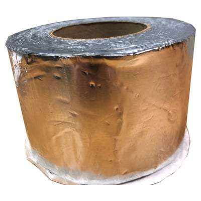 Hunter Panels Foil Grip 1402 Seam Tape Butyl - All Sizes Insulation