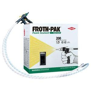 DOW FROTH-PAK 200 Board-Foot Kit (1.75 PCF) (26 Kits/Pallet)