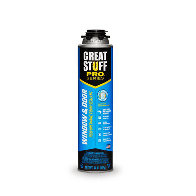 Great Stuff Pro Window & Door Insulating Foam 20 OZ