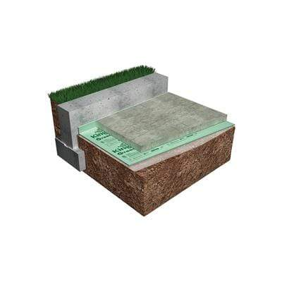Image of Kingspan GreenGuard Type IV 25 psi 4ft x 8ft XPS Insulation Board - All Sizes Roof