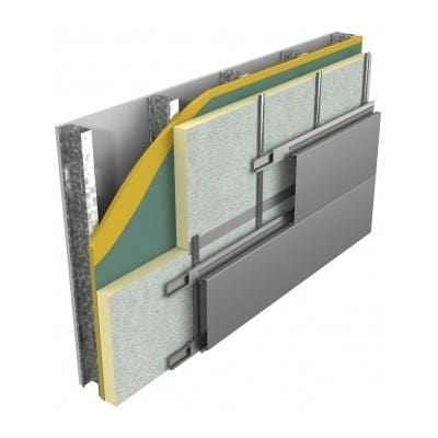Hunter Xci CG Polyiso Rigid Insulation Panel 4ft x 8ft - All Sizes Hunter XCI CG Panels