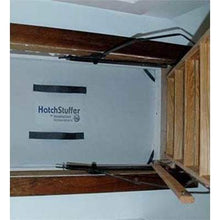 "Load image into Gallery viewer, Attic Hatch Stuffer 30"" x 54"" Attic Insulation"