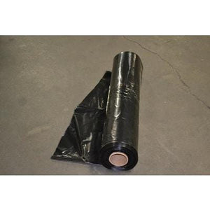 Nu-Age Film 10+ Engineered Poly Sheeting 20ft x 100ft x 4.45 mils - All Colors Black (30 Rolls) Insulation