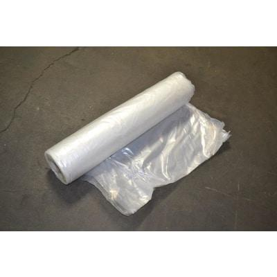 Nu-Age  6+ Engineered Poly Sheeting  2.75 mils - Full Range 8 ft x 100 ft (80 Rolls) / Clear Insulation