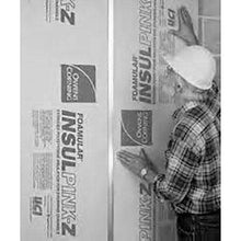 Load image into Gallery viewer, Owens Corning FOAMULAR InsulPink-Z (XPS) Insulation Board - All Sizes Owens Corning