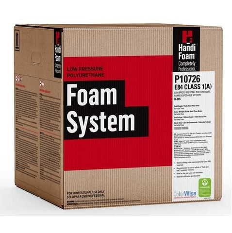 HandiFoam Spray Foam E84 Class 1 Fire Retardant II 205 Spray Foam