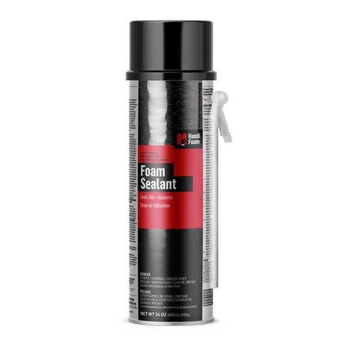 24 OZ (680G) HANDI-FOAM STRAW FOAM SEALANT
