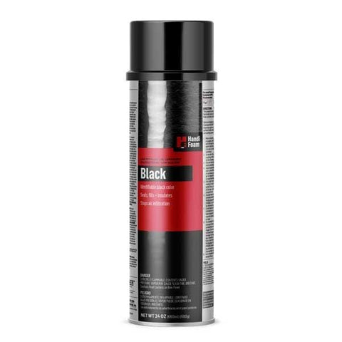 Handi-Foam Black Gun Foam Sealant 24 Oz (680G)