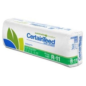 CertainTeed R11 Paperfaced Batts - All Sizes CertainTeed