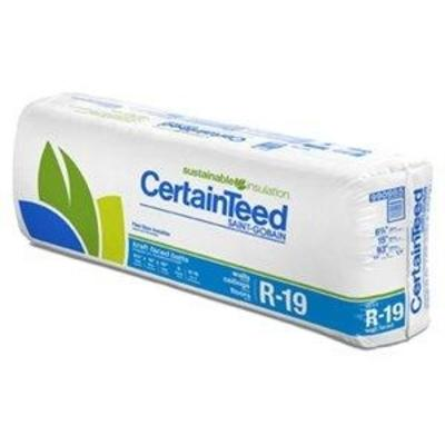 CertainTeed R19 Paperfaced Batts - All Sizes CertainTeed