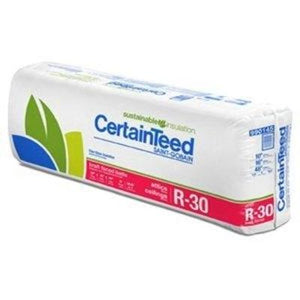 CertainTeed R30 Unfaced Batts - All Sizes CertainTeed