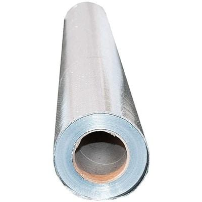 Image of Radiant Barrier Industrial Grade Perforated Reflective Insulation Rolls - All Sizes Attic Insulation