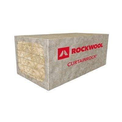 Rockwool Unfaced CurtainRock 80 - All Sizes Rockwool