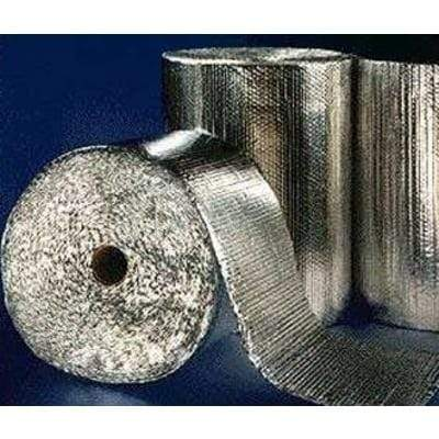 Image of Double Bubble Double Foil Reflective Insulation Rolls - All Sizes Double Bubble Wrap Insulation