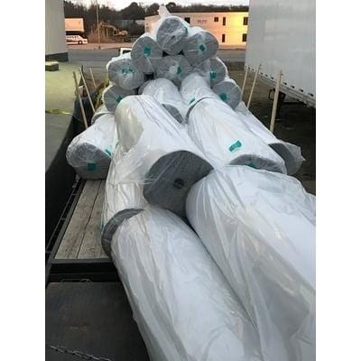 Double Bubble White Foil Reflective Insulation Rolls - All Sizes Double Bubble Wrap Insulation