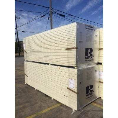 RMax Thermasheath 3 4ft x 8ft Polyiso Rigid Foam Insulation Board - All Sizes Rigid Insulation