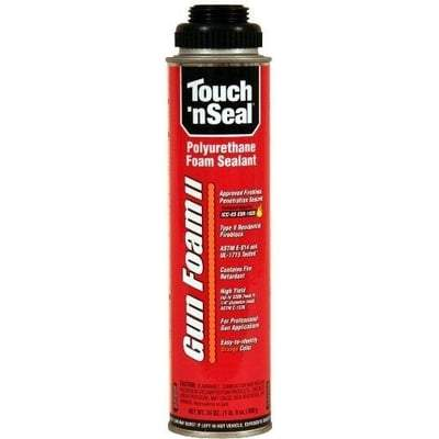 Touch N Seal Gun II Foam Sealant 24 Oz Canister Spray Foam Insulation