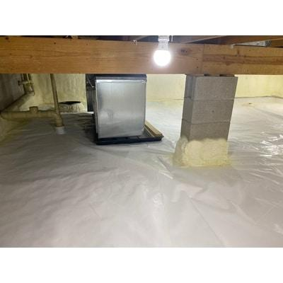 Viper CS II 10 mils Crawl Space Class A Vapor Barrier - Full Range