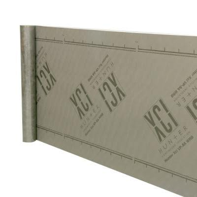 Hunter Panels Xci Vapor Permeable Self Adhering Water Resistive Barrier - All Sizes Membrane