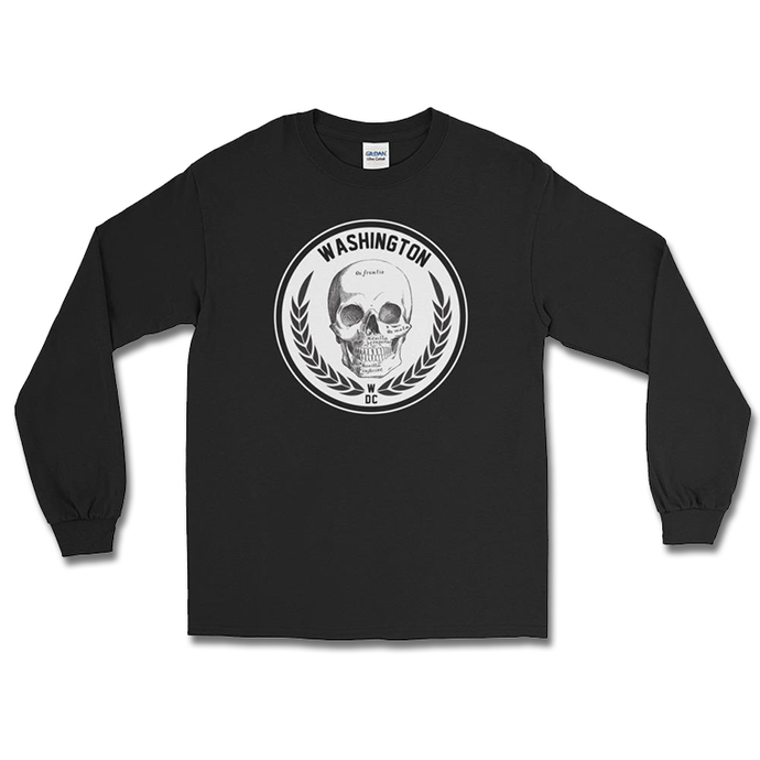SKULL Long Sleeve by Kelly Towles