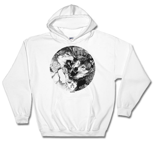 WOLVES Hoodie by Kelly Towles