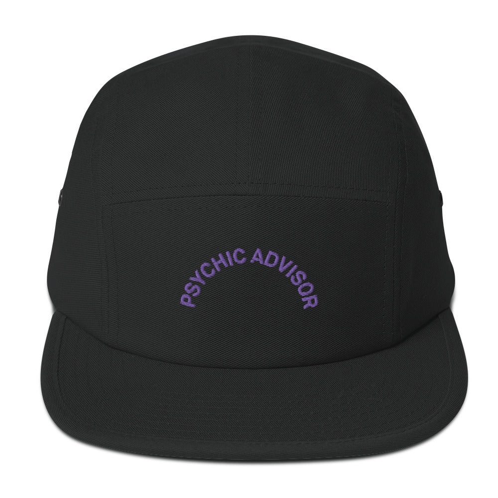 Psychic Adviser 5 Panel Camper