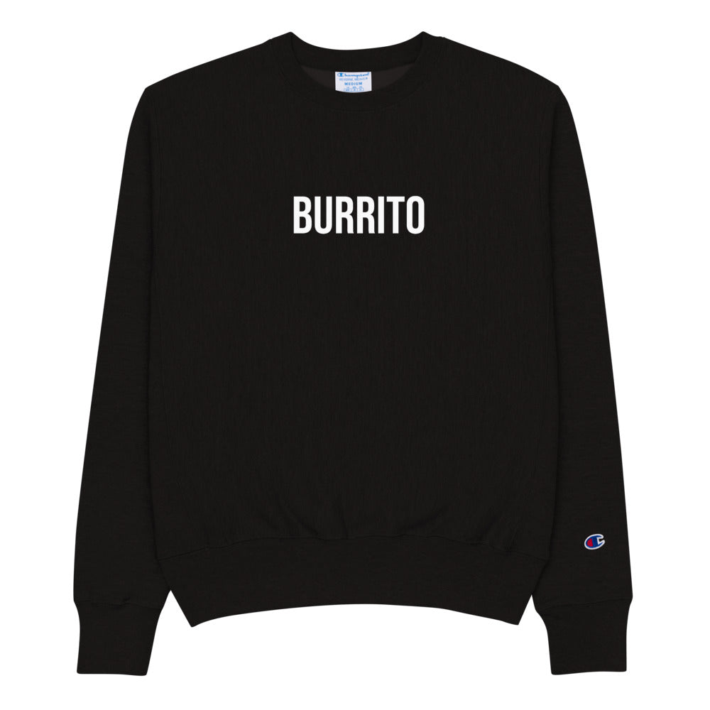 BURRITO Champion Sweatshirt
