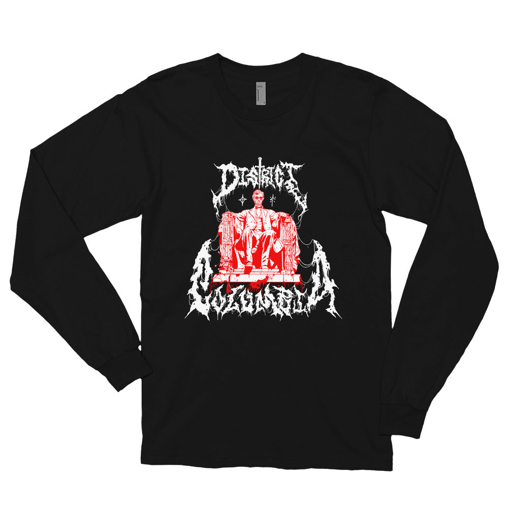 Heavy DC Long sleeve t-shirt