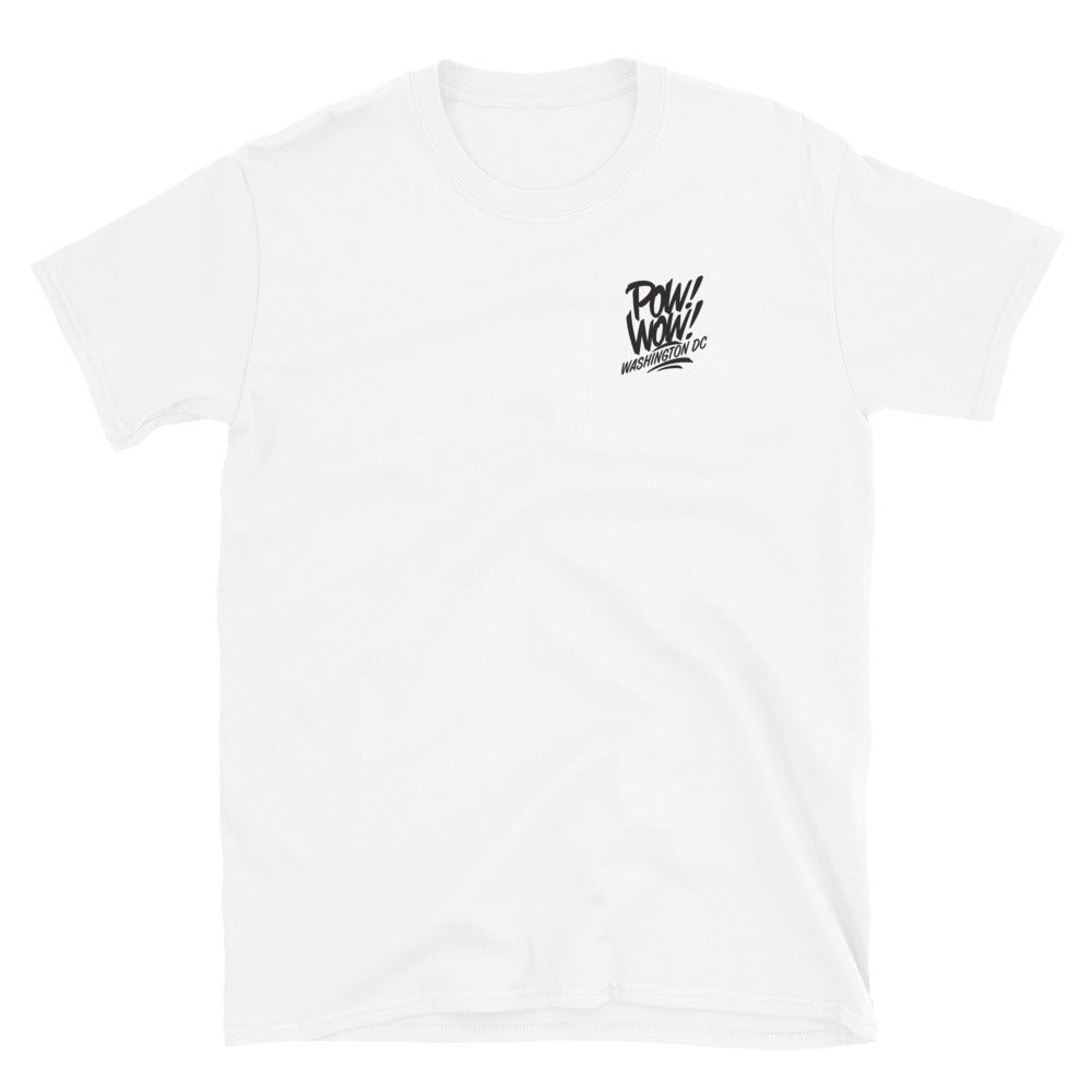 Can Buddy Short-Sleeve Unisex T-Shirt