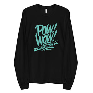 POW! WOW! DC 2020 Long sleeve t-shirt