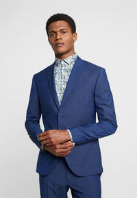 SUIT WITH PAISLEY LINING - Costume