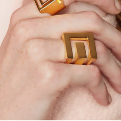Labyrinth 2.0 Ring