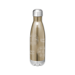 17 oz Gold Water Bottle